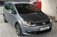 Volkswagen Sharan 2.0 TDI DSG Highline *PANORAMA*